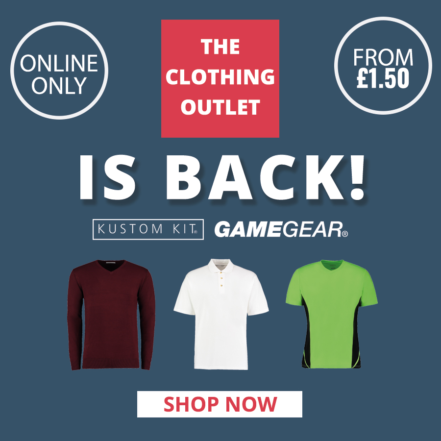 The Clothing Outlet is Back!