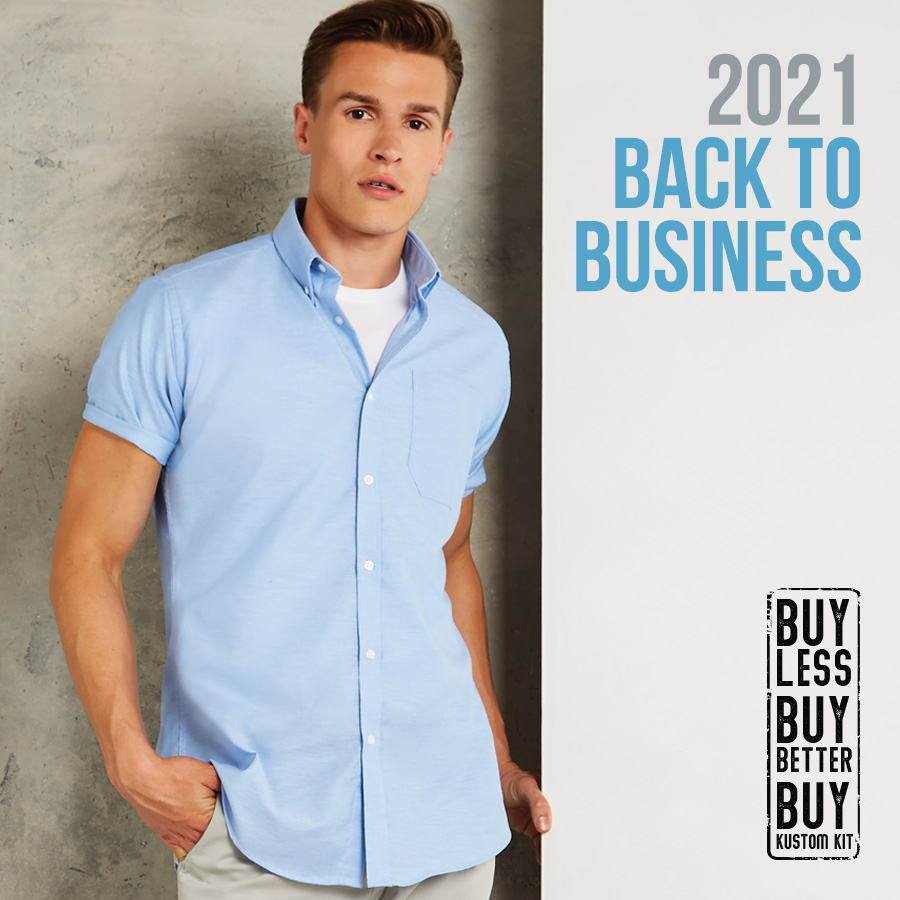Back to Business Shirting